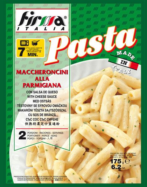 "Maccheroni Parmigiana "" Firma """