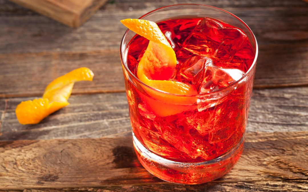 Americano – cocktail Maditaly